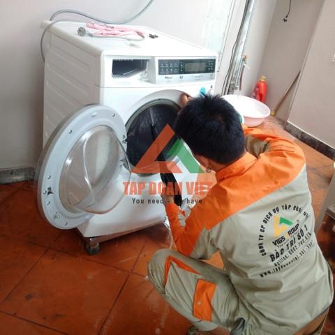Đội ngũ sửa board máy giặt panasonic