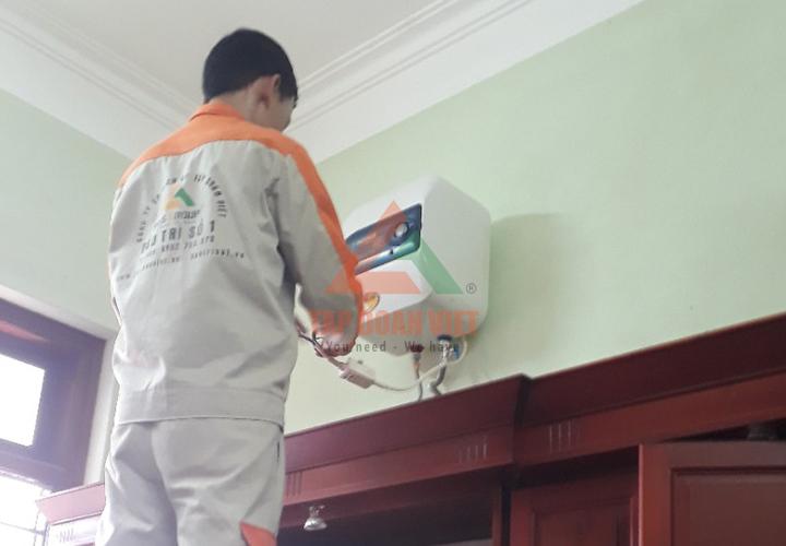 Dịch vụ sửa bình nóng lạnh chuyên nghiệp