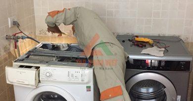 Dịch vụ sửa máy giặt Electrolux tại nhà