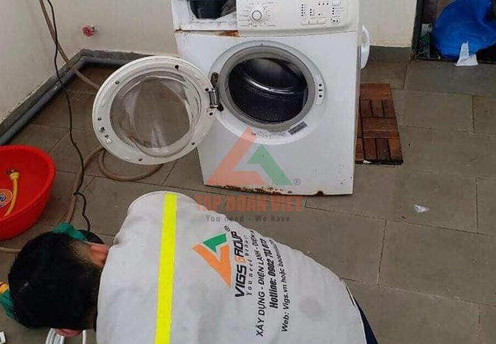 Sửa máy giặt Hitachi nhanh chóng