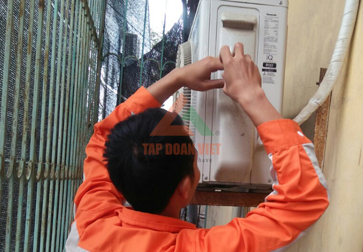Sửa chữa điều hòa tại quận Cầu Giấy