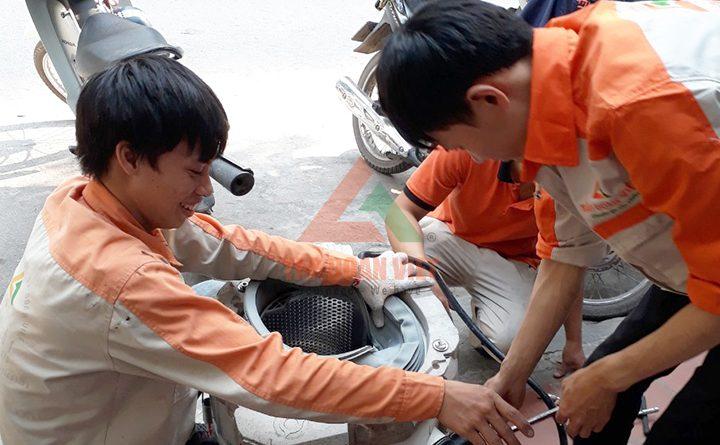 Sửa máy giặSửa máy giặt Electrolux tại Hà Nộit Hitachi tại Hà Nội