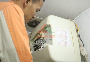 Cách sửa bình nóng lạnh bị rò điện