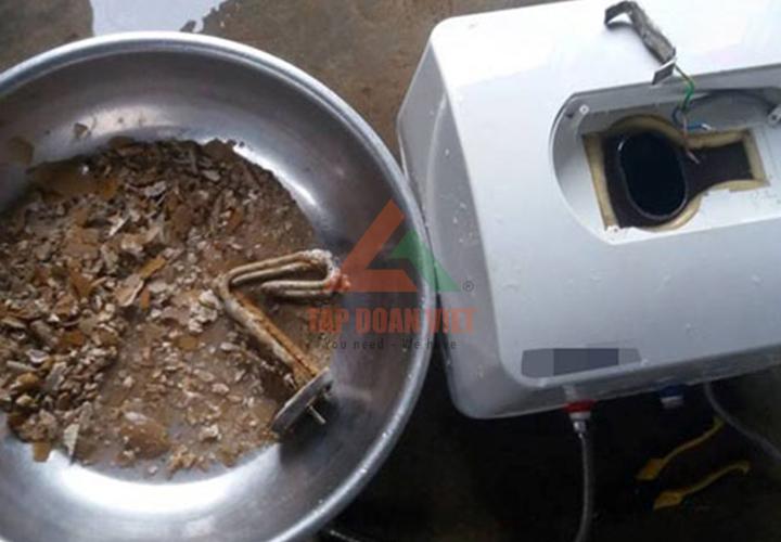 Cách sửa bình nóng lạnh khi gặp sự cố