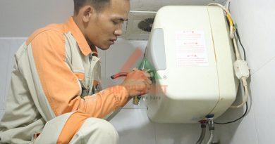 Dịch vụ sửa bình nóng lạnh tại nhà giúp khắc phục mọi sự cố hiệu quả