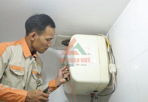 Dịch vụ sửa bình nóng lạnh uy tín tại Hà Nội