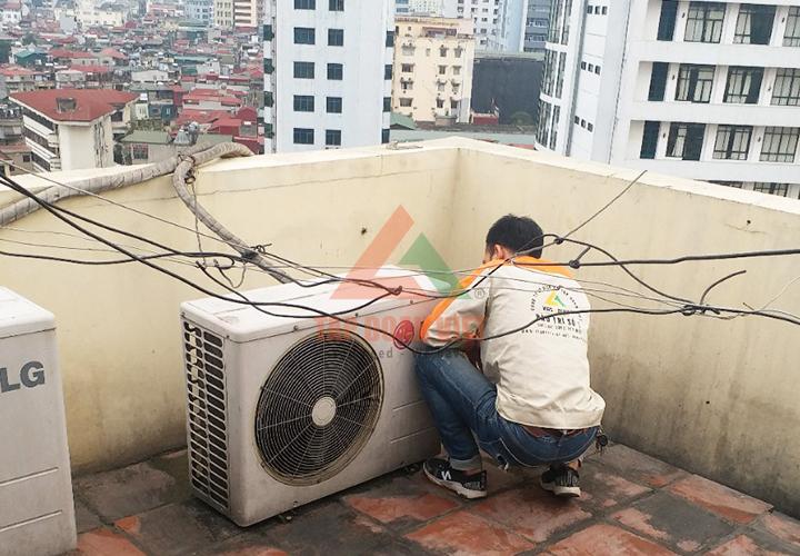 thợ sửa điện nước tại xuân đỉnh - các đường điện ngoài trời cũng đặc biệt cần lưu ý