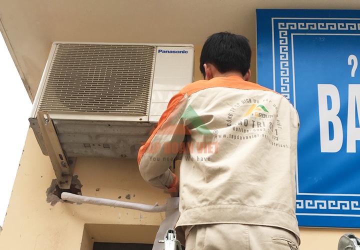 Sửa chữa điều hòa không vào điện với các bước kiểm tra đơn giản