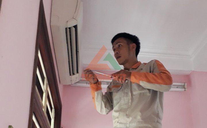 Dịch vụ sửa chữa điều hòa tại Hà Nội tốt nhất hiện nay
