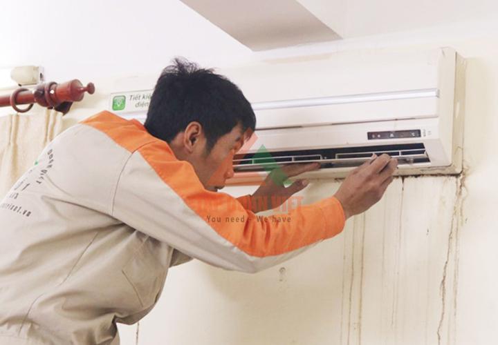 Sửa chữa điều hòa không vào điện - Hotline: 0988230233