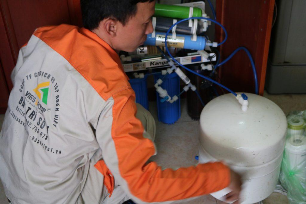 Tham khảo cách sửa máy lọc nước không chạy của Bảo trì số 1
