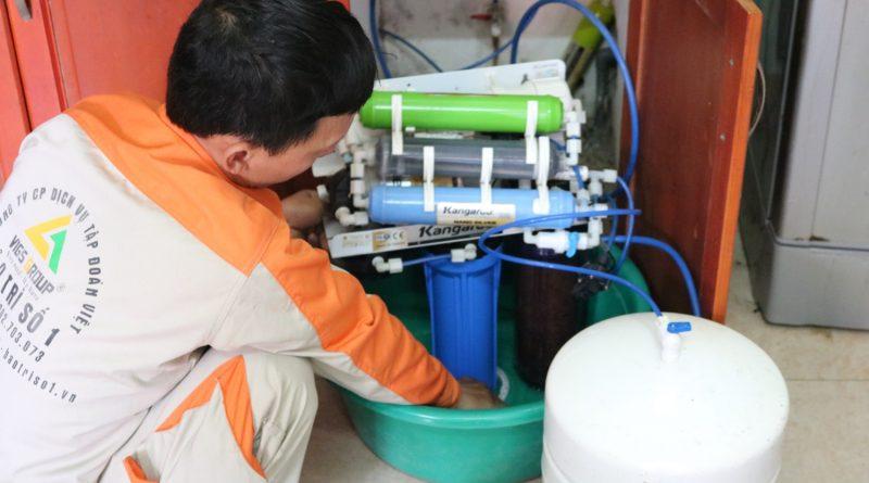 Nơi sửa máy lọc nước không ra nước tốt nhất Hà Nội