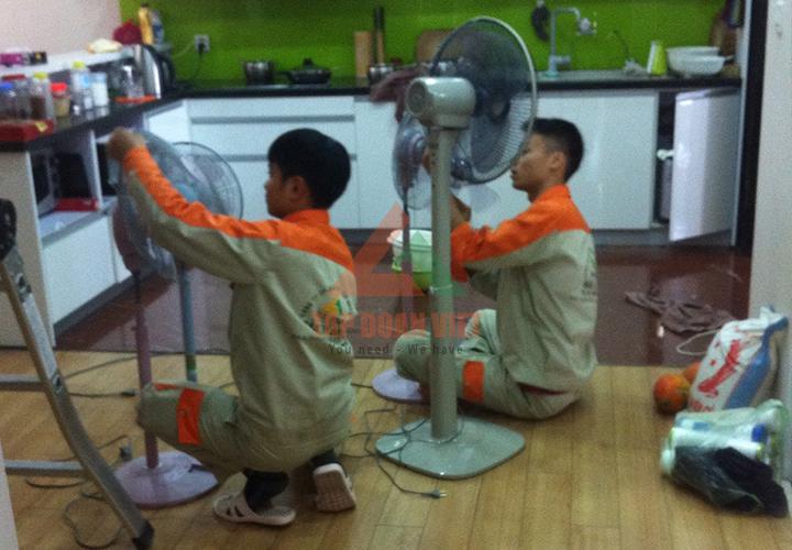 Sửa mạch quạt điện - Bộ phận quan trọng nhất của thiết bị