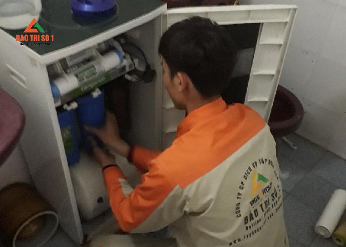 Sửa máy lọc nước uy tín tại Hà Nội