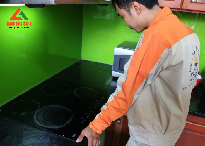 Dịch vụ sửa chữa bếp từ uy tín - Đáp ứng mọi nhu cầu của khách hàng