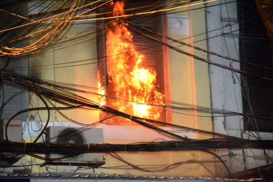 sửa chữa điện nước tại quỳnh mai - mẹo sử dụng điện an toàn để sự cố cháy nổ không xảy ra