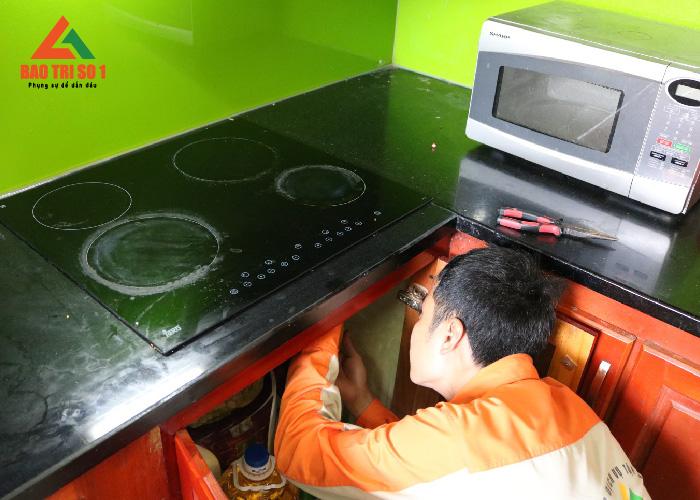 Sửa bếp từ tại Nam Từ Liêm - đảm bảo giá thành phải chăng