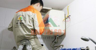 Sửa bình nóng lạnh bị chảy nước tại Thanh Xuân chỉ với 150k