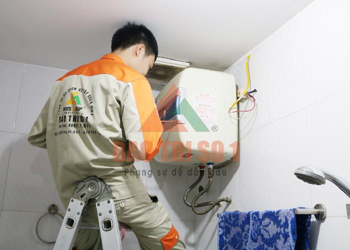Trung tâm dạy nghề sửa chữa bình nóng lạnh nào bạn nên tin tưởng