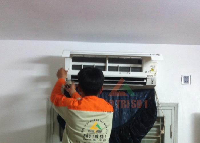 Sửa chữa điện nước tại thanh xuân- Sửa điều hòa