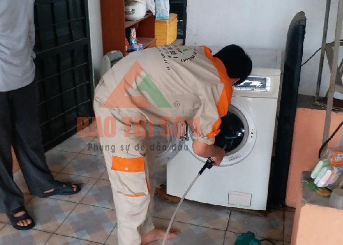 Cam kết dịch vụ sửa lỗi ie máy giặt lg tốt nhất