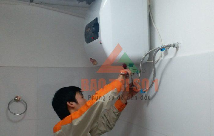Sửa máy giặt rò rỉ nước