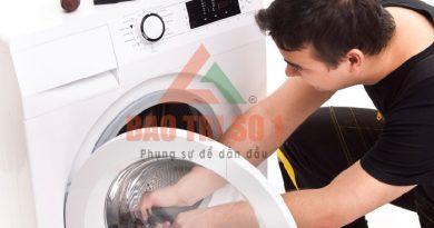 sửa máy giặt uy tín Hà Nội