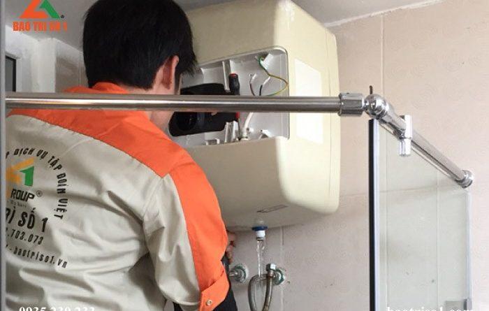 sửa bình nóng lạnh mỹ đình triệt để lỗi 100%