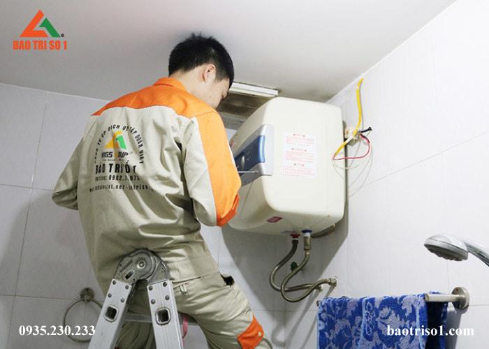 sửa bình nóng lạnh quận ba đình chuyên nghiệp giá rẻ